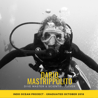Dive Master Graduates (9)